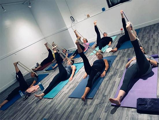 Energy 108 Yoga
