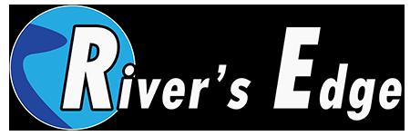River's Edge Event Center Logo
