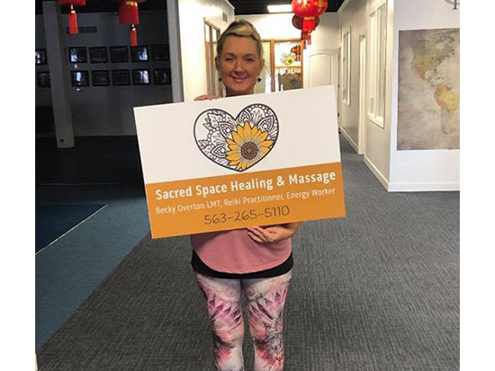 Sacred Space Healing and Massage