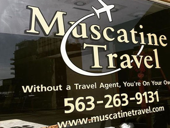 Muscatine Travel Agency