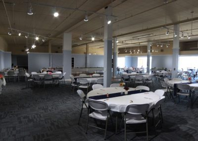Wedding at River's Edge Event Center Muscatine