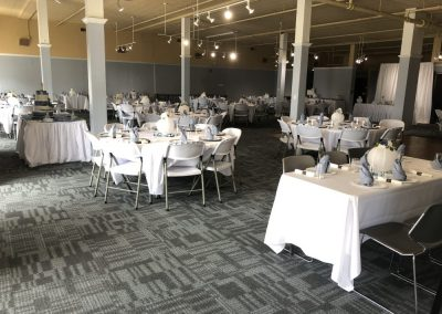 River's Edge Event Venue For Weddings in Muscatine